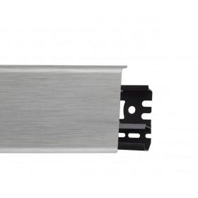 Listwa przypodłogowa Arbiton INDO 41 Aluminium Jasny